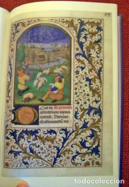Libros de segunda mano: Libro de Horas de Simon Marmion (s. XV) - Foto 4 - 147679946