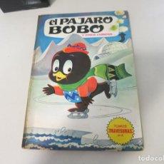 Libros de segunda mano: EL PAJARO BOBO TOMOS TRAVESURAS NUMERO 4 . Lote 147680090