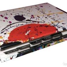 Libros de segunda mano: THE FINE ART INDEX : A COMPENDIUM OF CONTEMPORARY ART AND ARTISTS. 1992 NORTH AMERICAN EDITION. . Lote 147690842