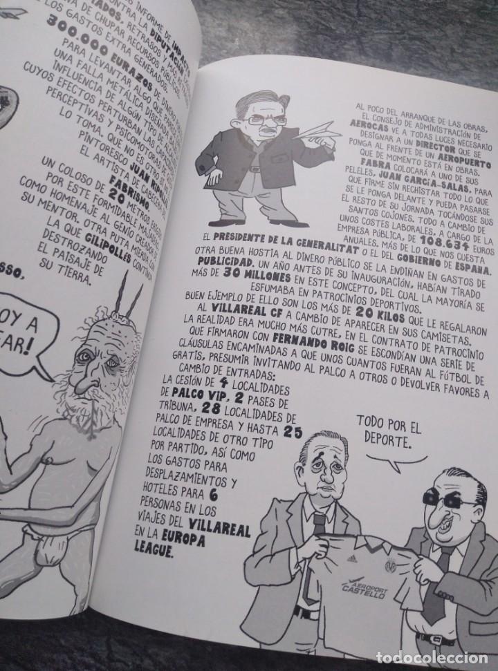 Libros de segunda mano: BARBARITATS VALENCIANES! 2015, XAVI CASTILLO Y LALO KUBALA .RUST. 180PP - Foto 3 - 147729902