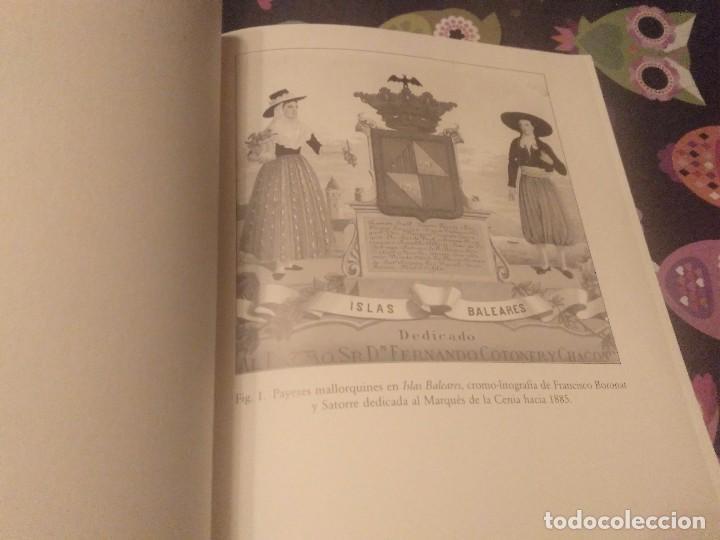 Libros de segunda mano: TRAJES DE LA ISLA DE MALLORCA. CRISTÓBAL VILELLA. JOSÉ J. DE OLAÑETA,EDITOR. 2000. UNIC A TC!!!! - Foto 2 - 147745126