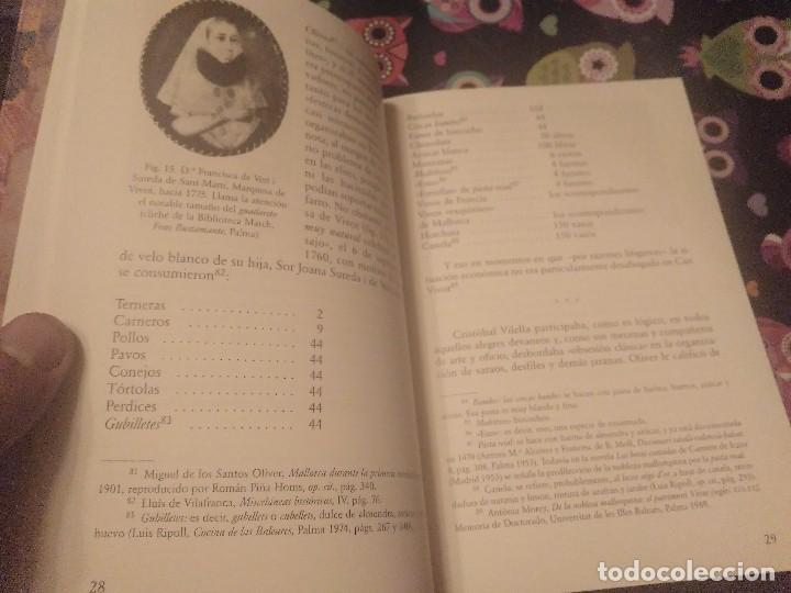 Libros de segunda mano: TRAJES DE LA ISLA DE MALLORCA. CRISTÓBAL VILELLA. JOSÉ J. DE OLAÑETA,EDITOR. 2000. UNIC A TC!!!! - Foto 6 - 147745126