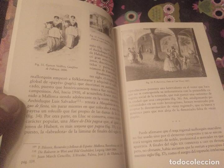 Libros de segunda mano: TRAJES DE LA ISLA DE MALLORCA. CRISTÓBAL VILELLA. JOSÉ J. DE OLAÑETA,EDITOR. 2000. UNIC A TC!!!! - Foto 10 - 147745126