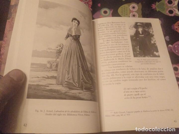 Libros de segunda mano: TRAJES DE LA ISLA DE MALLORCA. CRISTÓBAL VILELLA. JOSÉ J. DE OLAÑETA,EDITOR. 2000. UNIC A TC!!!! - Foto 12 - 147745126