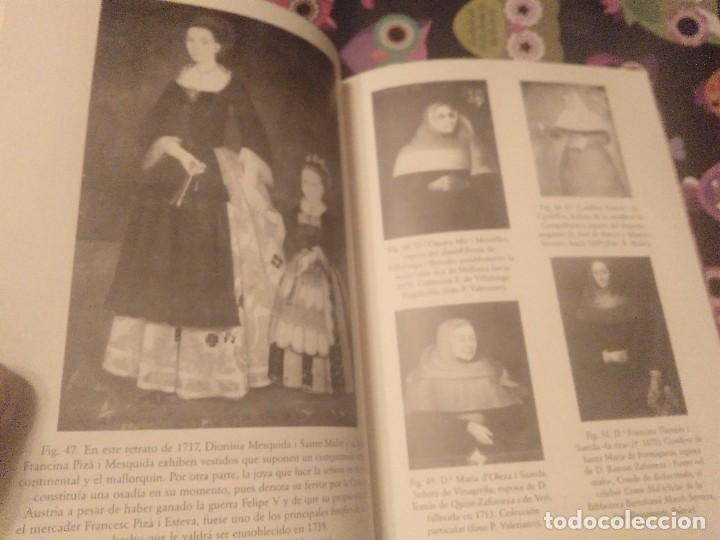 Libros de segunda mano: TRAJES DE LA ISLA DE MALLORCA. CRISTÓBAL VILELLA. JOSÉ J. DE OLAÑETA,EDITOR. 2000. UNIC A TC!!!! - Foto 14 - 147745126