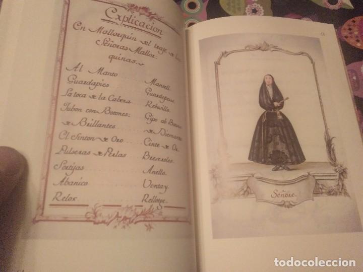 Libros de segunda mano: TRAJES DE LA ISLA DE MALLORCA. CRISTÓBAL VILELLA. JOSÉ J. DE OLAÑETA,EDITOR. 2000. UNIC A TC!!!! - Foto 18 - 147745126