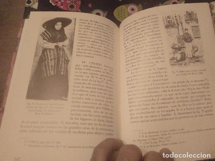 Libros de segunda mano: TRAJES DE LA ISLA DE MALLORCA. CRISTÓBAL VILELLA. JOSÉ J. DE OLAÑETA,EDITOR. 2000. UNIC A TC!!!! - Foto 26 - 147745126