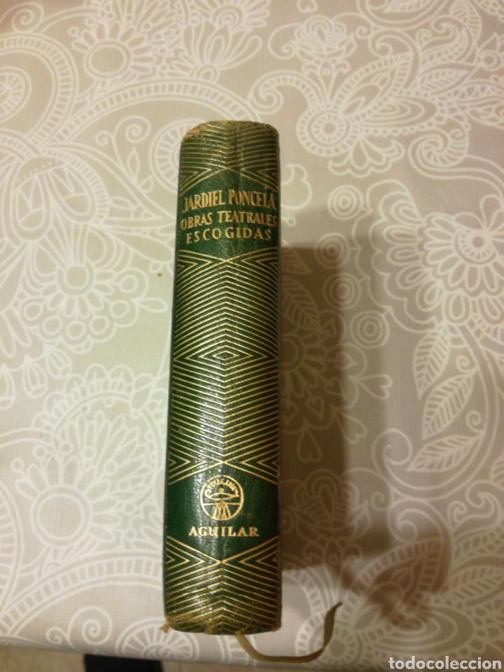 OBRAS TEATRALES ESCOJIDAS (Libros de Segunda Mano (posteriores a 1936) - Literatura - Otros)
