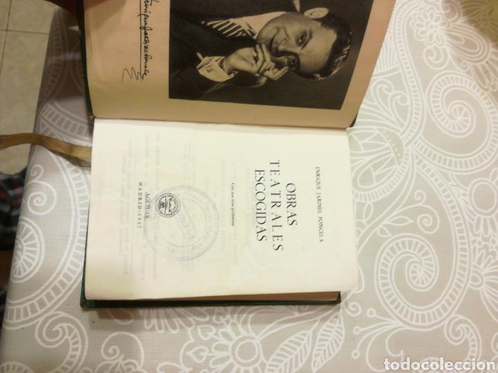 Libros de segunda mano: OBRAS TEATRALES ESCOJIDAS - Foto 3 - 147753218