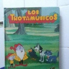 Libros de segunda mano: LOS TROTAMUSICOS – CRUZ DELGADO – EDITA ANAYA. Lote 147786682