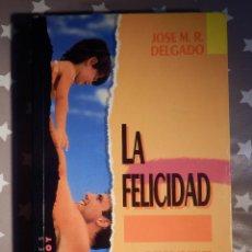 Libros de segunda mano: LIBRO - LA FELICIDAD - JOSÉ M.R. DELGADO - EDICIONES T.H. 1988. Lote 147870074