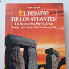 Libros de segunda mano: EL DESAFIO DE LOS ATLANTES. Lote 147983110