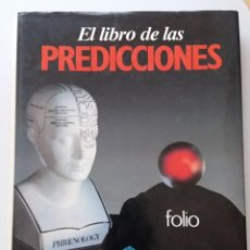 Libros de segunda mano: EL LIBRO DE LAS PREDICCIONES. Lote 147983550