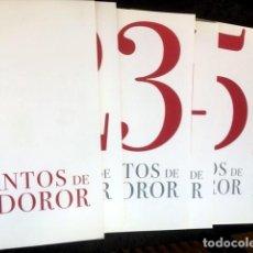 Libros de segunda mano: LOS CANTOS DE MALDOROR - ILUSTRADO POR DALI - ISIDORE DUCASSE (CONDE DE LAUTREMONT) - COLECCIONISTAS. Lote 147995670