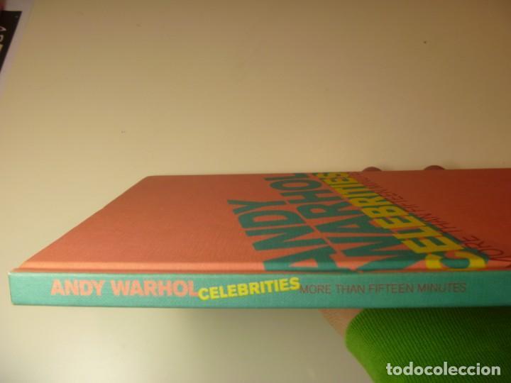 ANDY WARHOL GALERÍA LAS VEGAS EDICIÓN COLECCIONISTA MÁS REGALO LISA MINNELLI PÓSTER (Libros de Segunda Mano - Bellas artes, ocio y coleccionismo - Otros)