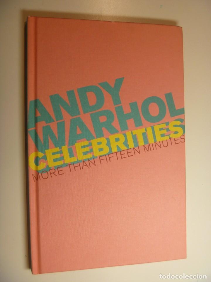 Libros de segunda mano: ANDY WARHOL GALERÍA LAS VEGAS EDICIÓN COLECCIONISTA MÁS REGALO LISA MINNELLI PÓSTER - Foto 2 - 148063426