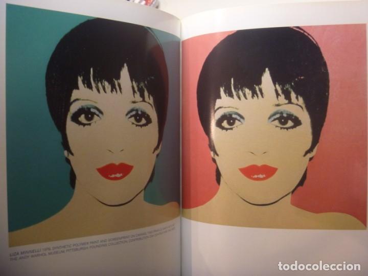 Libros de segunda mano: ANDY WARHOL GALERÍA LAS VEGAS EDICIÓN COLECCIONISTA MÁS REGALO LISA MINNELLI PÓSTER - Foto 9 - 148063426