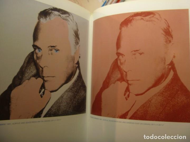 Libros de segunda mano: ANDY WARHOL GALERÍA LAS VEGAS EDICIÓN COLECCIONISTA MÁS REGALO LISA MINNELLI PÓSTER - Foto 10 - 148063426