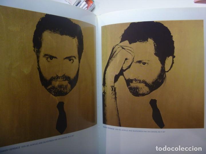 Libros de segunda mano: ANDY WARHOL GALERÍA LAS VEGAS EDICIÓN COLECCIONISTA MÁS REGALO LISA MINNELLI PÓSTER - Foto 11 - 148063426