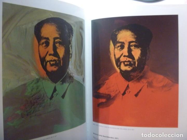 Libros de segunda mano: ANDY WARHOL GALERÍA LAS VEGAS EDICIÓN COLECCIONISTA MÁS REGALO LISA MINNELLI PÓSTER - Foto 12 - 148063426