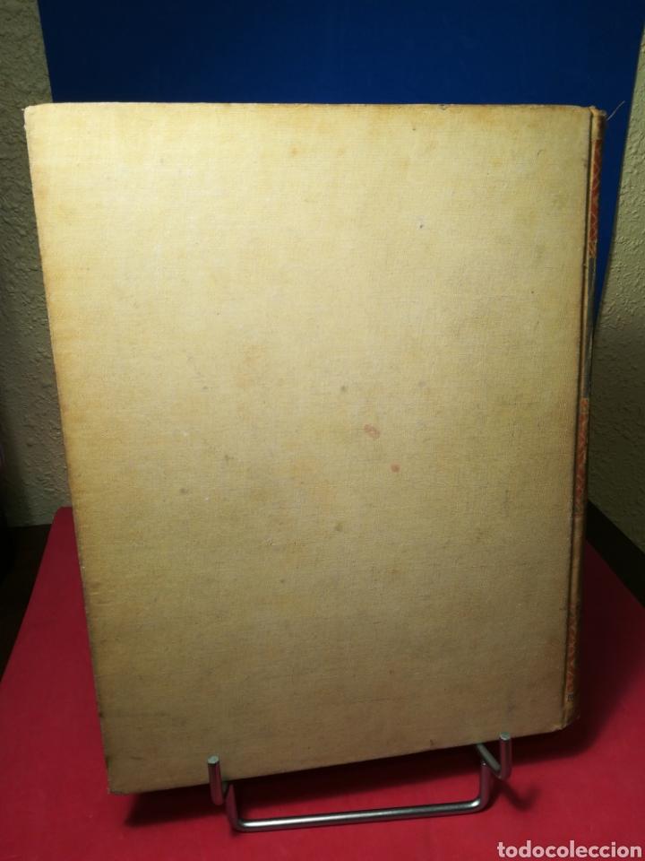 Libros de segunda mano: El arte popular en España - Juan Subías Galter - Seix Barral, 1948 - Foto 3 - 148064294