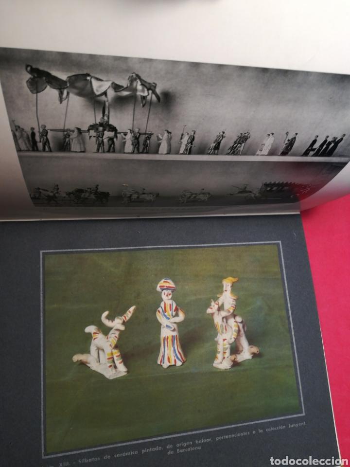 Libros de segunda mano: El arte popular en España - Juan Subías Galter - Seix Barral, 1948 - Foto 11 - 148064294