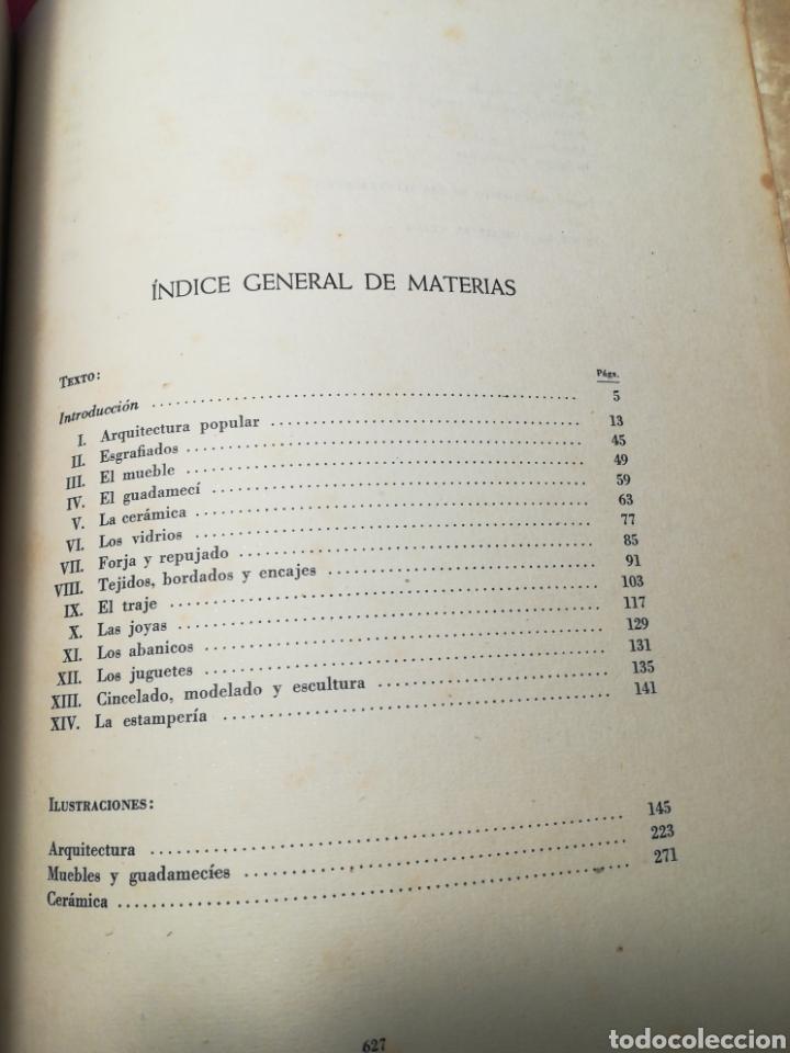 Libros de segunda mano: El arte popular en España - Juan Subías Galter - Seix Barral, 1948 - Foto 14 - 148064294