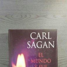 Libros de segunda mano: EL MUNDO Y SUS DEMONIOS. Lote 148075990