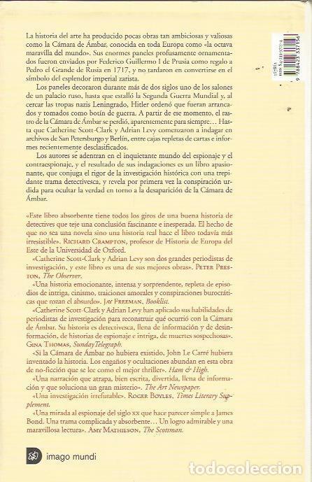 Libros De Segunda Mano LA CMARA DE MBAR