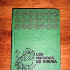 Libros de segunda mano: LOS MÚSICOS DE BREMA Y OTROS CUENTOS (COLECCION HEIDI ; 11). Lote 148090802