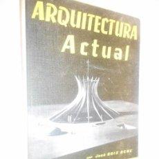 Libros de segunda mano: ARQUITECTURA ACTUAL , MONOGRAFIA CEAC . Lote 148096322