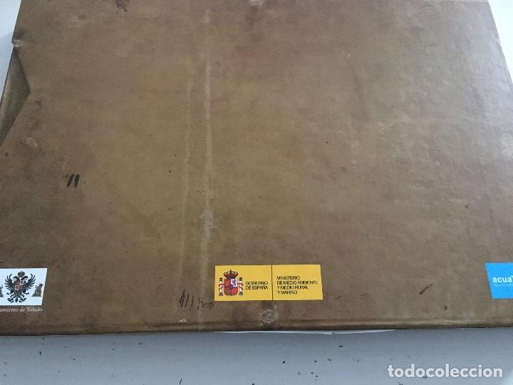 Libros de segunda mano: Chorographia del Río Tajo . 2 Volumenes. Reproduccion facsimilar del mms Chorographia del Río Tajo - Foto 2 - 148100258