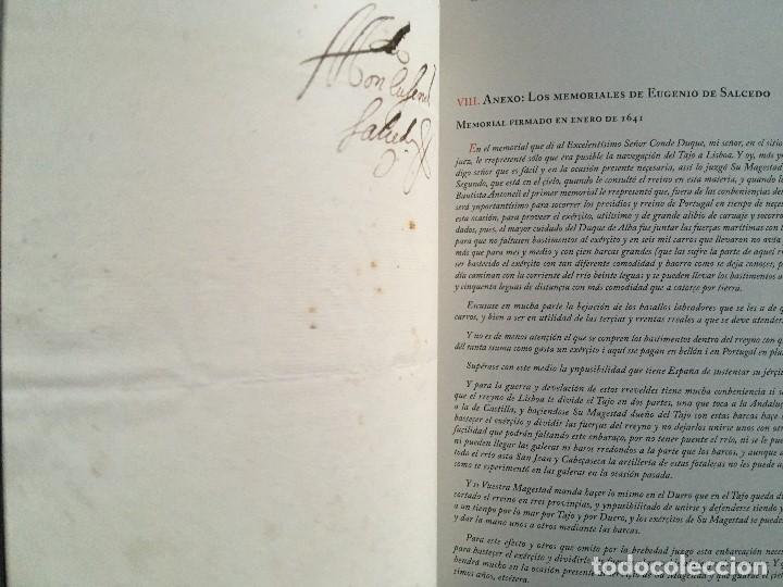 Libros de segunda mano: Chorographia del Río Tajo . 2 Volumenes. Reproduccion facsimilar del mms Chorographia del Río Tajo - Foto 4 - 148100258