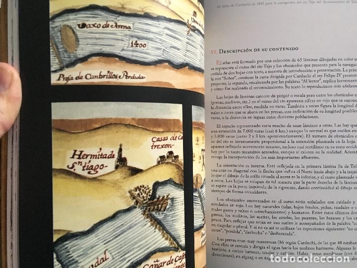 Libros de segunda mano: Chorographia del Río Tajo . 2 Volumenes. Reproduccion facsimilar del mms Chorographia del Río Tajo - Foto 5 - 148100258
