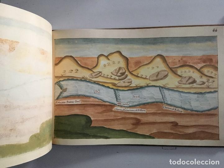 Libros de segunda mano: Chorographia del Río Tajo . 2 Volumenes. Reproduccion facsimilar del mms Chorographia del Río Tajo - Foto 6 - 148100258