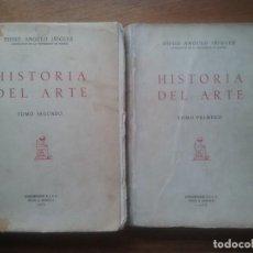 Libros de segunda mano: HISTORIA DEL ARTE, DIEGO ANGULO IÑIGUEZ, 1962, 1966. Lote 148109394