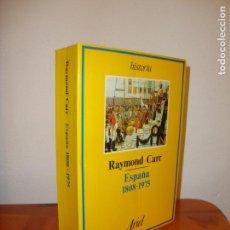 Libros de segunda mano: ESPAÑA 1808-1975 - RAYMOND CARR - EDICIONES ARIEL. Lote 148111466