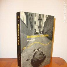 Libros de segunda mano: MEDIANOCHE EN SICILIA - PETER ROBB - ALBA TRAYECTOS - RARO. Lote 148111542