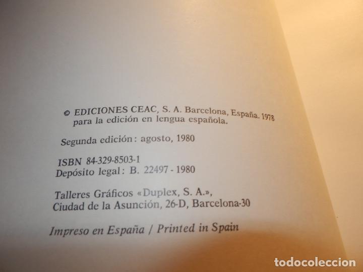 Libros de segunda mano: Cerámica Creativa - David Harvey - Ediciones Ceac - 1978 - Foto 2 - 148114130