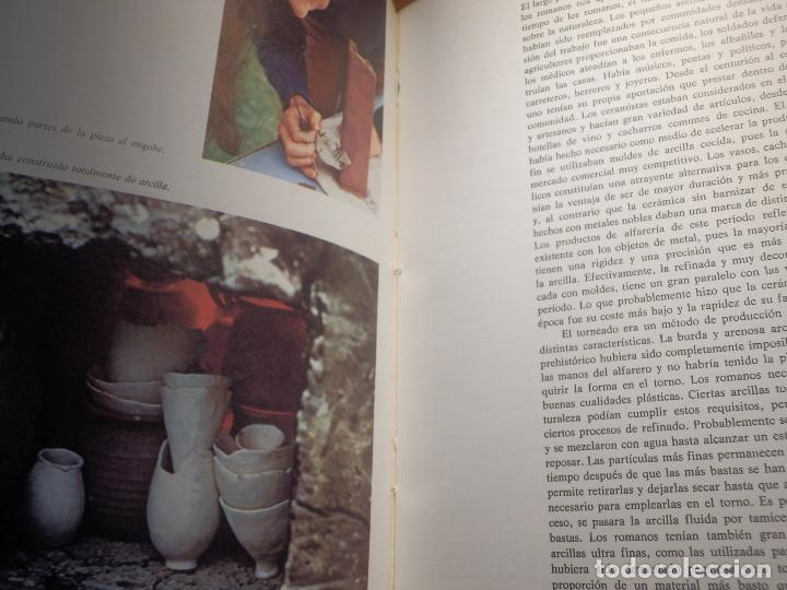 Libros de segunda mano: Cerámica Creativa - David Harvey - Ediciones Ceac - 1978 - Foto 3 - 148114130