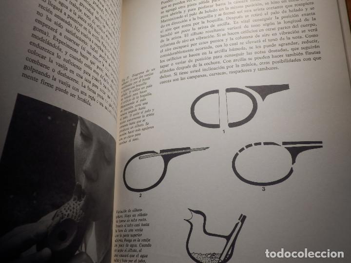 Libros de segunda mano: Cerámica Creativa - David Harvey - Ediciones Ceac - 1978 - Foto 5 - 148114130