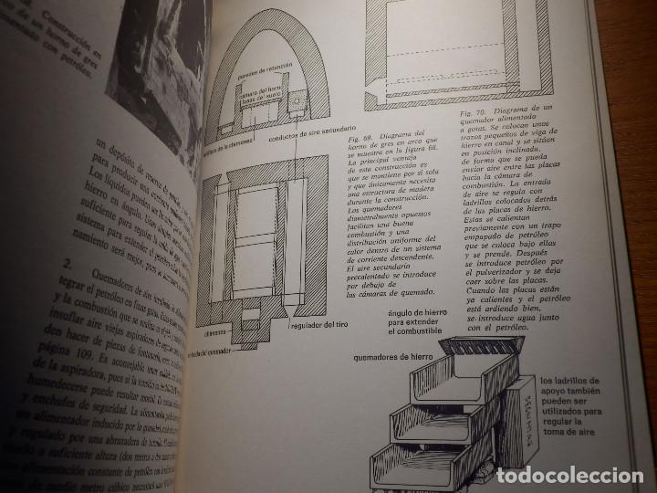 Libros de segunda mano: Cerámica Creativa - David Harvey - Ediciones Ceac - 1978 - Foto 7 - 148114130