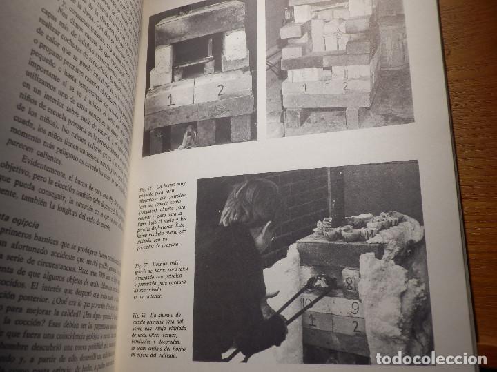 Libros de segunda mano: Cerámica Creativa - David Harvey - Ediciones Ceac - 1978 - Foto 8 - 148114130