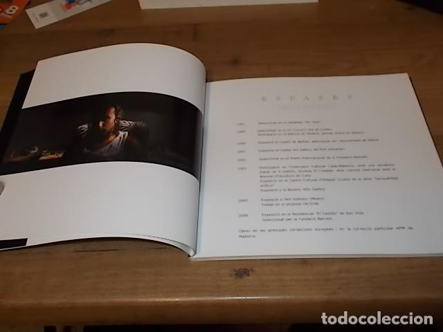 Libros de segunda mano: ESPASES. FA/SW/06. PINTURES - ESCULTURES - TÈCNIQUES MIXTES. FIRES DE LLUCMAJOR 2006. MALLORCA - Foto 5 - 148155946