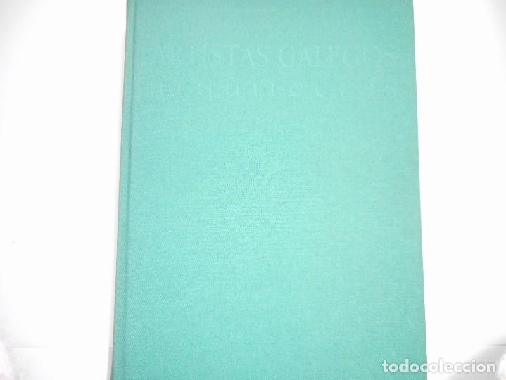 ARTISTAS GALEGOS.ARQUITECTOS. SÉCULOS XVII E XVIII Y92061 (Libros de Segunda Mano - Bellas artes, ocio y coleccionismo - Otros)