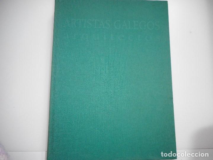 ARTISTAS GALEGOS.ARQUITECTOS. O RENACEMENTO# Y92062 (Libros de Segunda Mano - Bellas artes, ocio y coleccionismo - Otros)