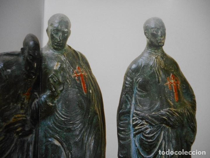 Libros de segunda mano: Artistas galegos.Escultores. Realismos nacionalistas Y92066 - Foto 3 - 148158698