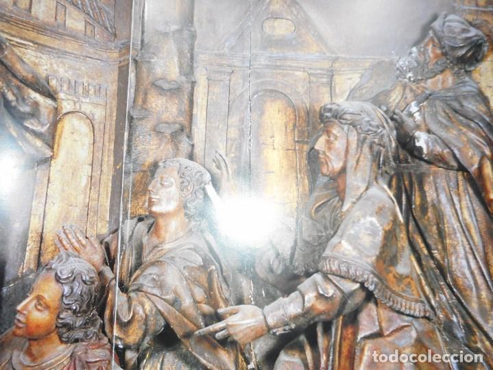 Libros de segunda mano: Artistas galegos.Escultores. Séculos XVI e XVII Y92069 - Foto 2 - 148159442