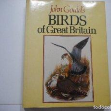 Libros de segunda mano: JOHN GOULD´S BIRDS OF GREAT BRITAIN Y92073. Lote 148160518