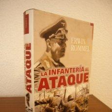 Libros de segunda mano: ERWIN ROMMEL: LA INFANTERÍA AL ATAQUE (TEMPUS, 2009) TAPA DURA. Lote 148165586